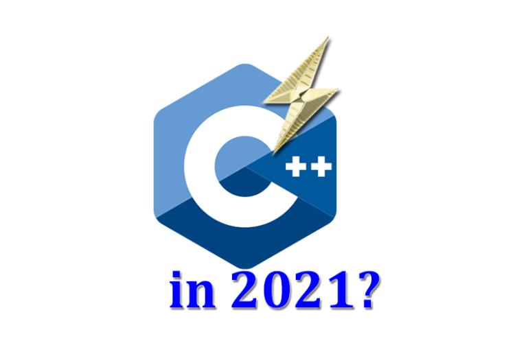 C++ in 2021