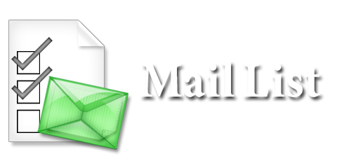 Join Mail List