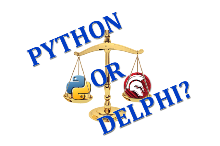 Python or Delphi
